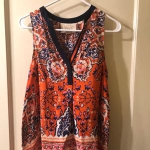 Vanessa Virginia Anthropologie tank Small